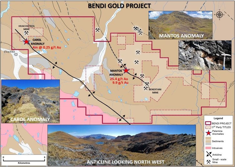 Gold Explorer Expands Land Position at Peru Project
