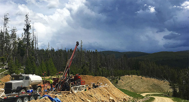 Coverage Initiated on Miner Focused on Reviving Idaho Mine