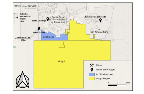 Reyna Silver Map