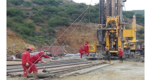 Ayawilca 2017 Drilling at South Zone