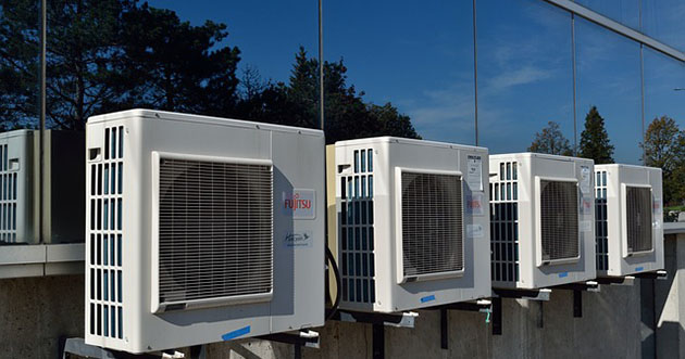 Cooling Systems Stock Now in Position to Take Off Higher