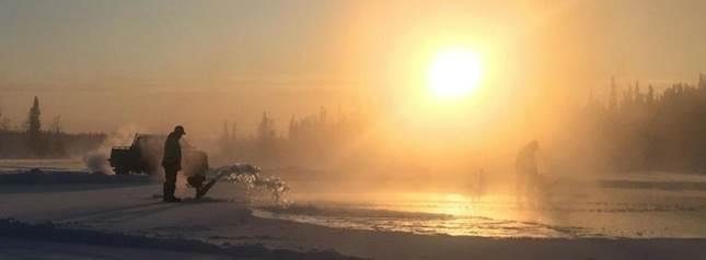 Afbeelding met natuur, buiten, lucht, zonsondergang Automatisch gegenereerde beschrijving