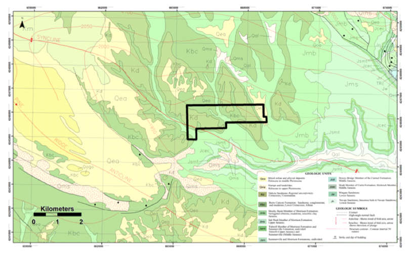 Struthers%20geology%20image - Utah Vanadium Miner Has 'Tenbagger' Potential