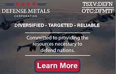 Learn More about Defense Metals Corporation