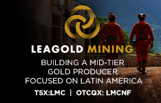 Leagold Mining Corp.