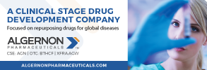 Learn More about Algernon Pharmaceuticals Inc.