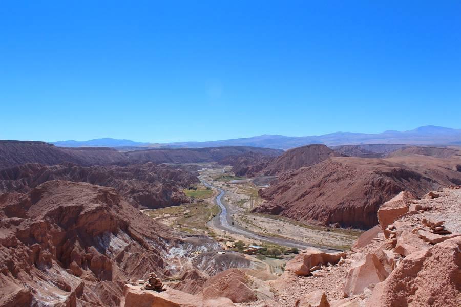 Atacama Desert Catarpe Valley