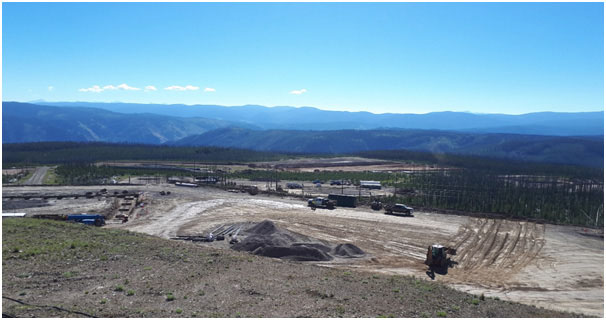 Idaho Cobalt Project construction