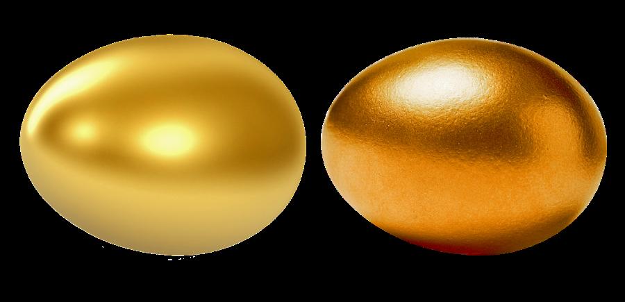 egg gold golden eggs