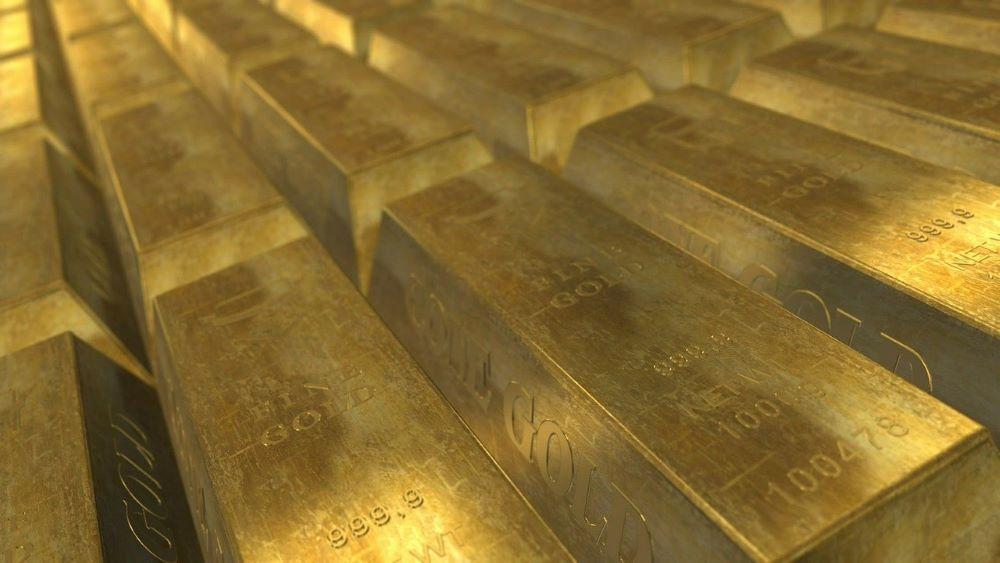gold bars matte
