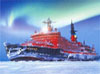 Russian Nuclear-Powered Icebreaker