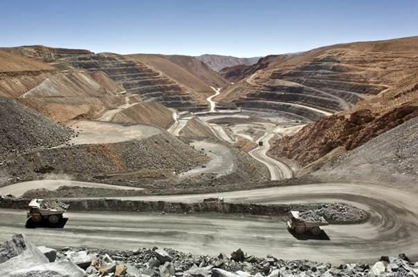 San Miguel open pit; Pirquitas Mine
