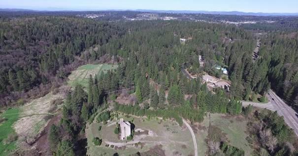 Former Idaho-Maryland Mine, Nevada County, California