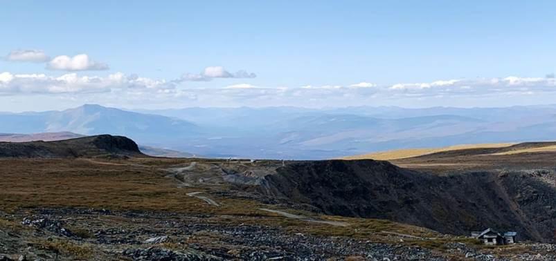Keno Hill, Yukon