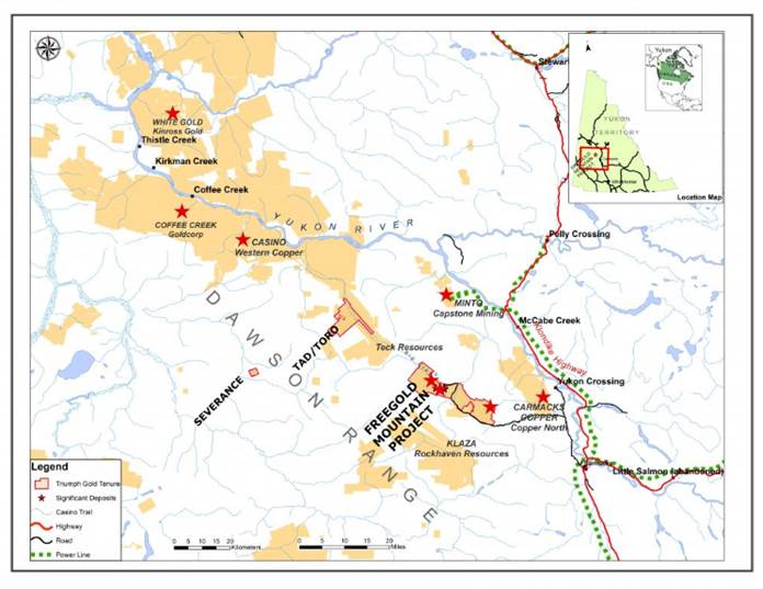 Triumph map
