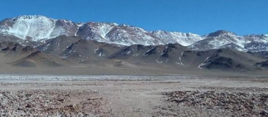Salar de Incahuasi; Catamarca province, Argentina