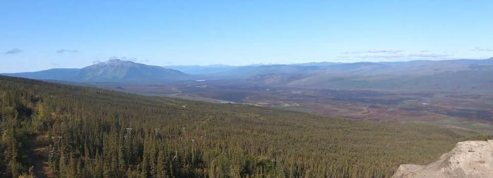 Mount Haldane, Yukon