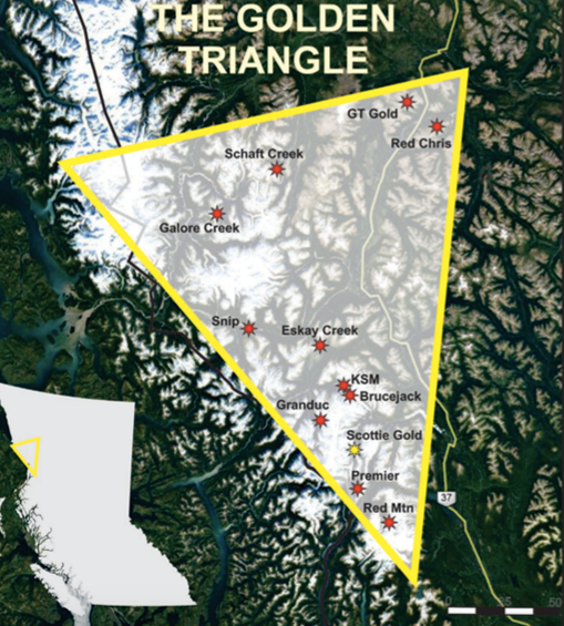 Golden Triangle Region
