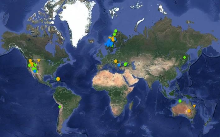 EMX Map
