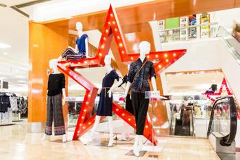 Macy's Macys Macy store shopping
