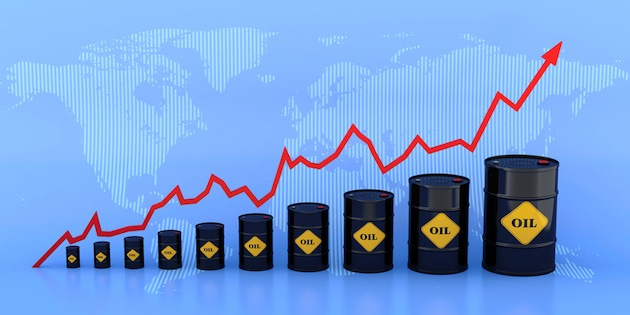 Oil Graph