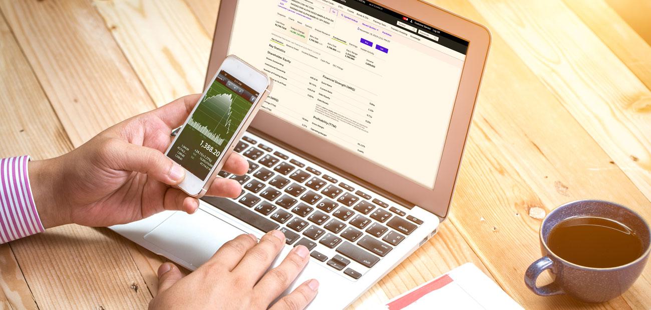 Online Broker Research