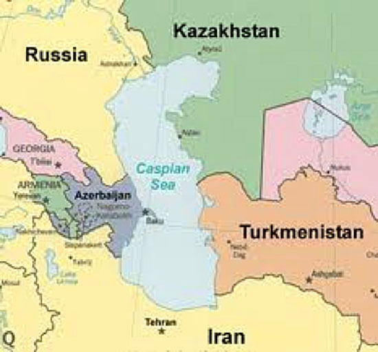 Why Pipeline Politics in Central Asia Are a Boon for US Investors